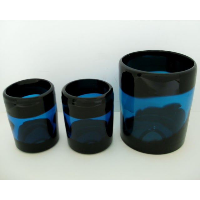 Mexican Glass Barware - Set of 3 - Image 5 of 6