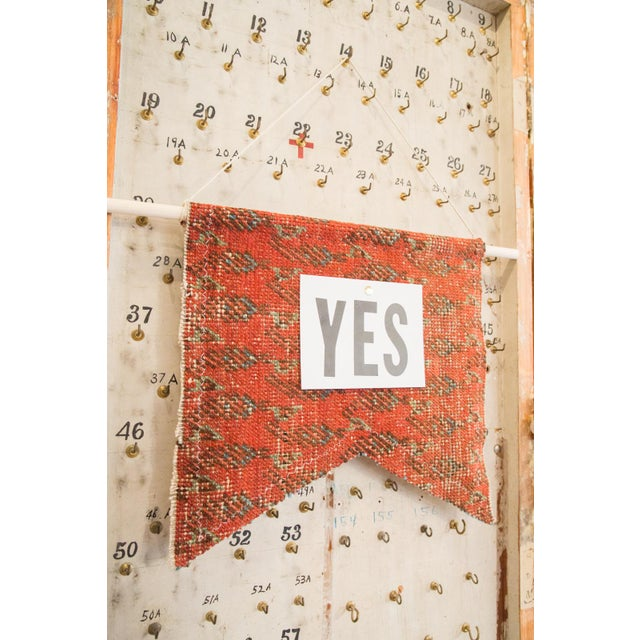 RUGLING 01 : Limited Edition Rug Cork Board Flag - Image 2 of 7