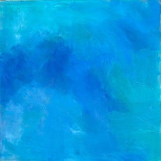 """""""Meditation"""" by Trixie Pitts Abstract Expressionist Oil Painting For Sale"""