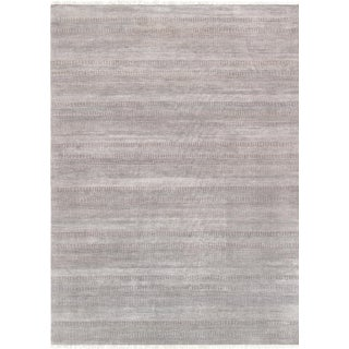 """Pasargad Transitional Silk & Wool Rug - 9' 9"""" X 13' 8"""" For Sale"""