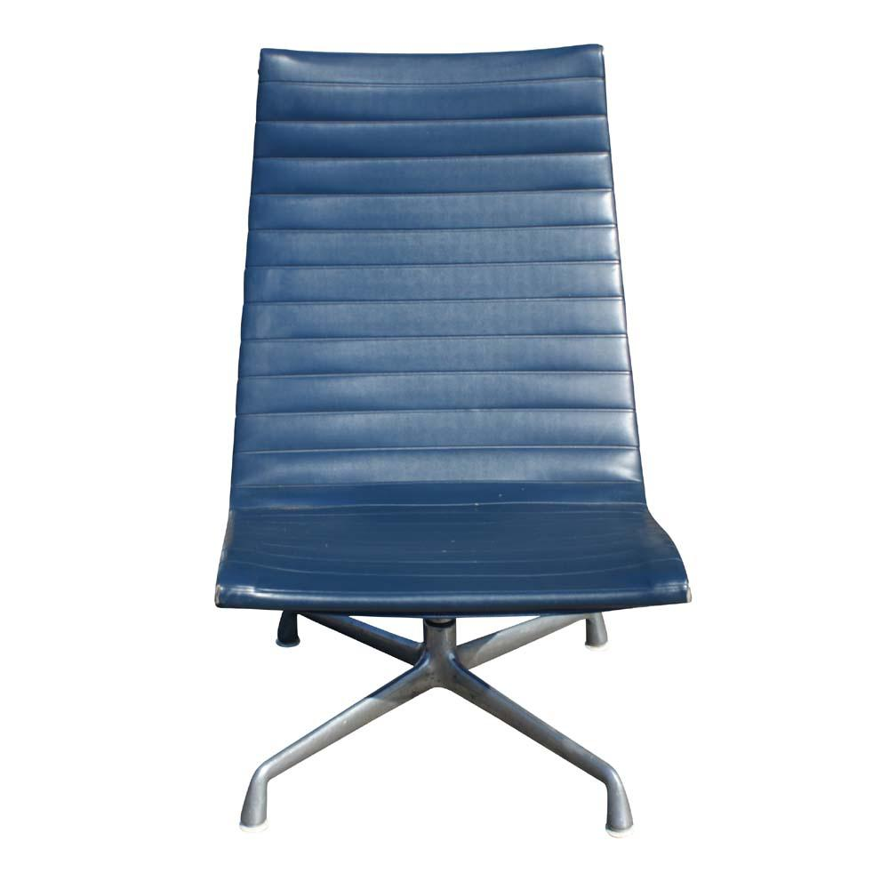 Herman Miller Eames Aluminum Group Lounge Chairs   A Pair   Image 2 Of 4