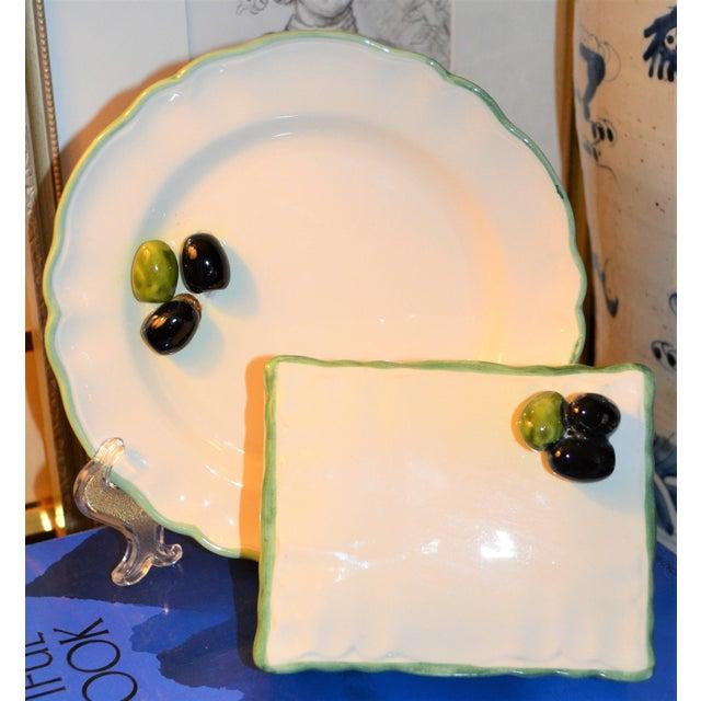 Mancioli Porcelain Trompe l'Oeil - Image 5 of 11