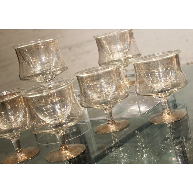 Dorothy Thorpe Shrimp Cocktail Glasses - Set of 6 - Image 3 of 7