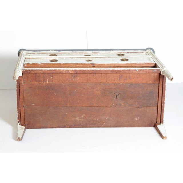 Antique French Louis XVI Style Chest of Drawers or Commode For Sale - Image 12 of 13