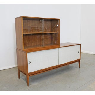 Mid-Century Modern Paul McCobb Planner Group 2-Piece Credenza/Media Console Preview