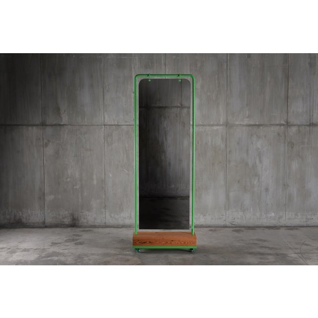 Customizable Nefertiti Dressing Mirror by Artist Troy Smith - Contemporary Design - Artist Proof - Limited Edition Hand...