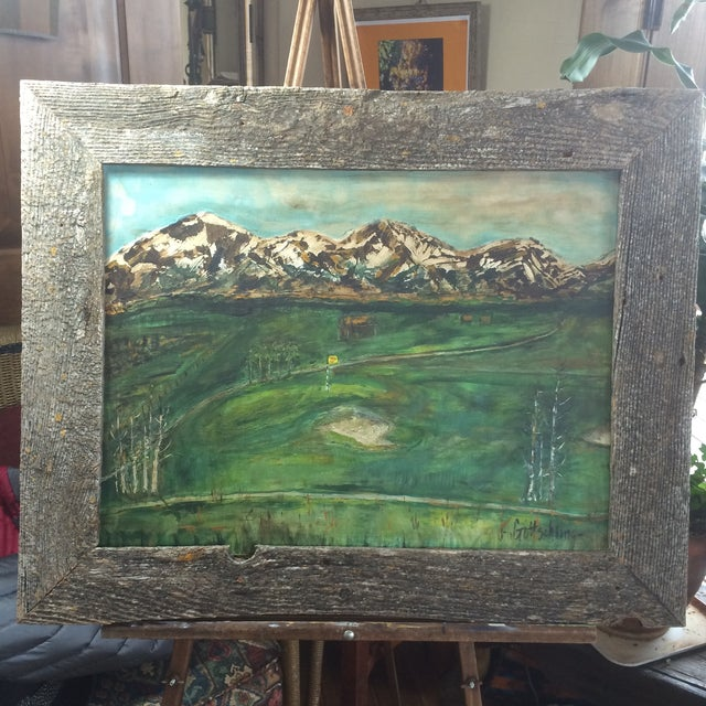 Golfing in the Mountains - Image 2 of 4