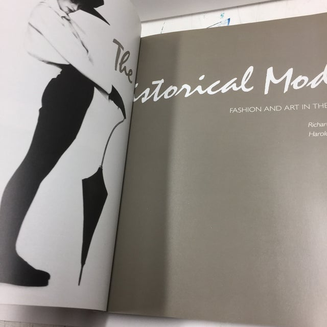 1989 The Historical Mode Book by Koda and Martin For Sale - Image 12 of 13