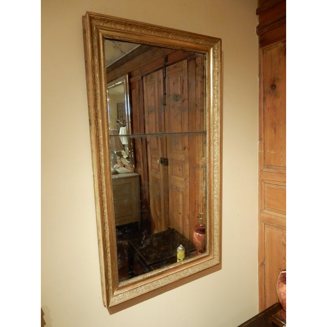 19th Century Empire Mirror For Sale In New Orleans - Image 6 of 7