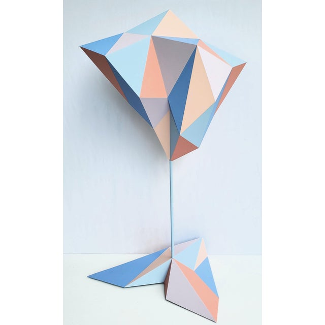Abstract Sassoon Kosian Alien Flower #2 Sculpture For Sale - Image 3 of 10