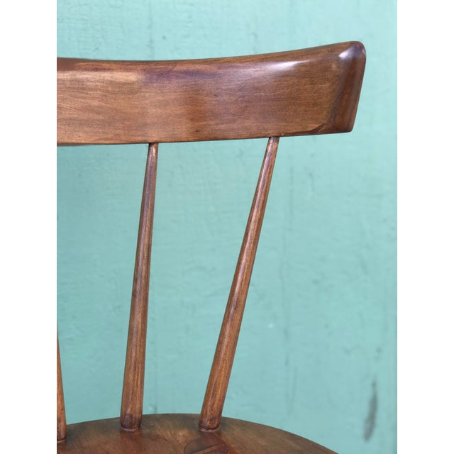 Mid Century Modern Dining Chairs by Paul McCobb- Set of 4 For Sale In Los Angeles - Image 6 of 13