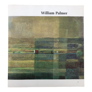William Palmer Exhibition Catalogue 1971 For Sale
