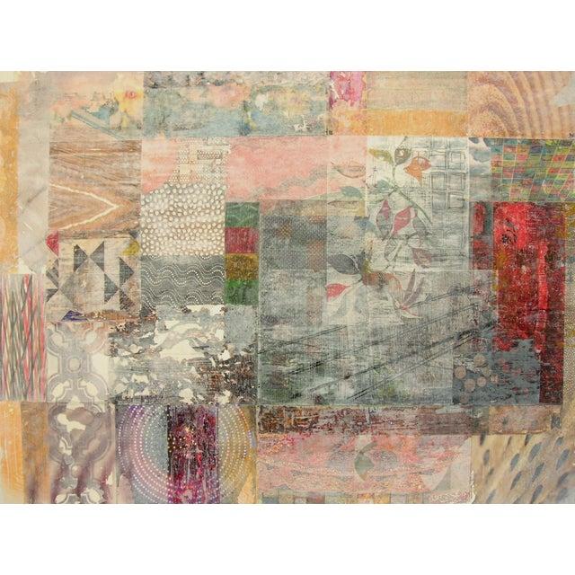 Amalgam 3 / Collage on Paper For Sale