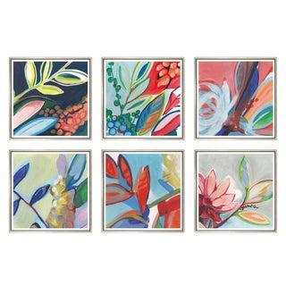 """Trowbridge """"Bouquet of Colour"""" Prints by Charlotte Morgan - Set of 6"""