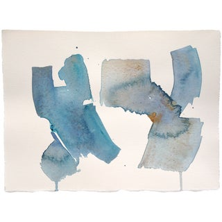 """Dani Schafer """"Movement Study - Water 13"""" Painting For Sale"""