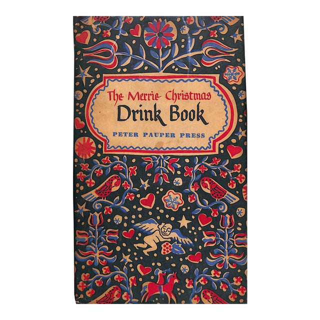 The Merrie Christmas Drink Book For Sale