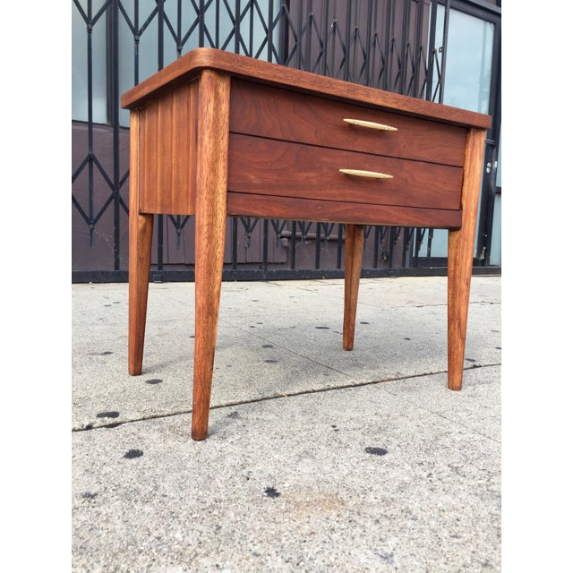 Mid-Century Broyhill End Table - Image 2 of 10