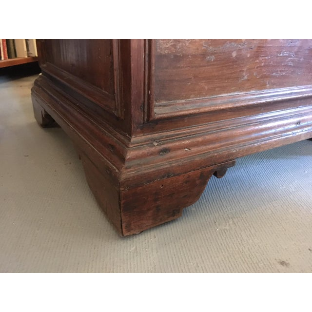 1900s Renaissance Revival Oak Prie Dieu Watson & Boaler Nighstand For Sale In Minneapolis - Image 6 of 11