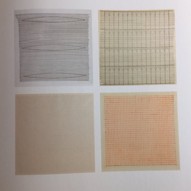Agnes Martin Coffee Table Book For Sale In New York - Image 6 of 13