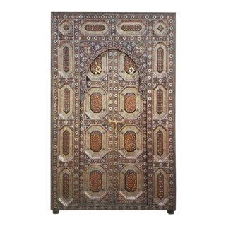 Inlaid Fez Door For Sale