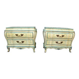 French Provincial Nightstands - A Pair For Sale