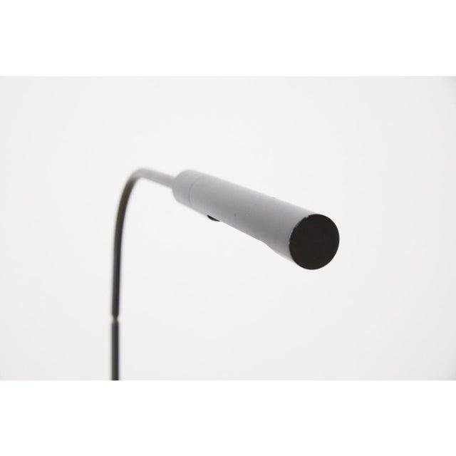 Contemporary Cedric Hartman Style Bronze Pharmacy Reading Floor Lamp For Sale - Image 3 of 13