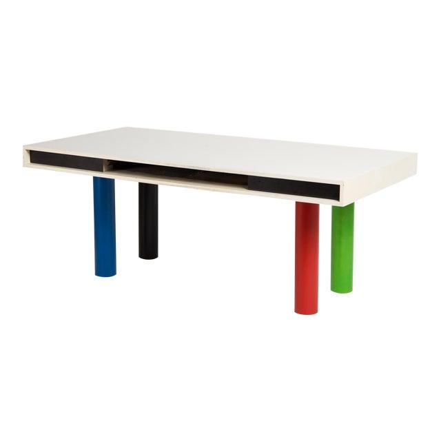 1950s Pop Art/Modern Desk For Sale