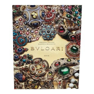 Bvlgari Book by Amanda Triosso and Daniela Mascetti