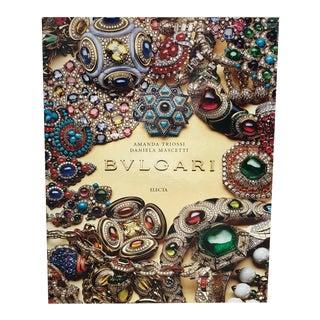 Bvlgari Book by Amanda Triosso and Daniela Mascetti For Sale