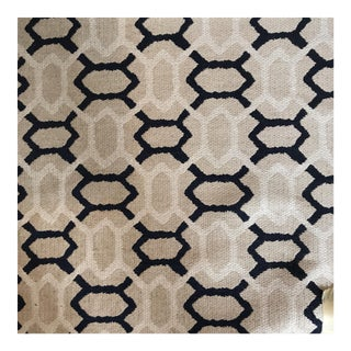 Geometric Jim Thompson Holden Coll Fabric 5 1/2 Yards For Sale
