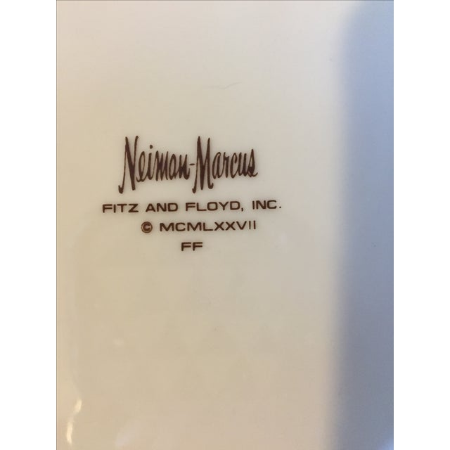 Fitz & Floyd for Neiman Marcus Bird Plates - Set of 3 For Sale - Image 7 of 7