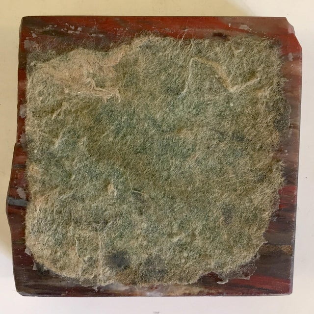Petrified Wood Ashtray For Sale In Richmond - Image 6 of 7