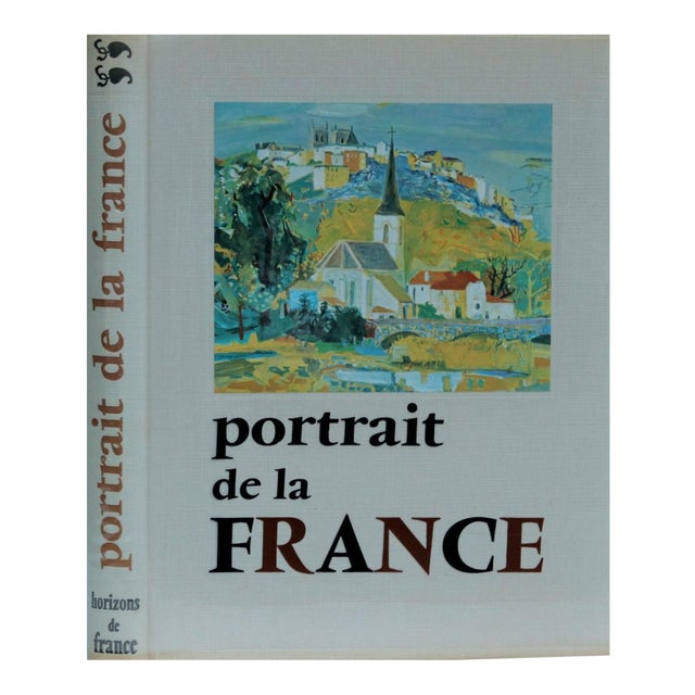 1963 Portrait de la France Coffee Table Book - Image 1 of 7