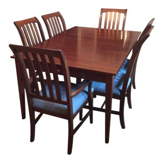 Ethan Allen American Impressions Dining Room Set For Sale