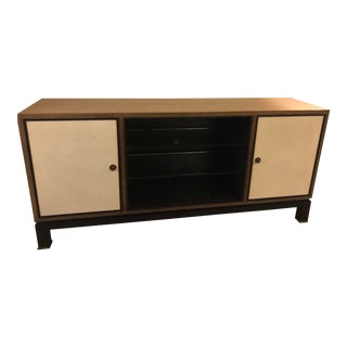 Media Credenza From the Montaigne Collection by Henredon For Sale