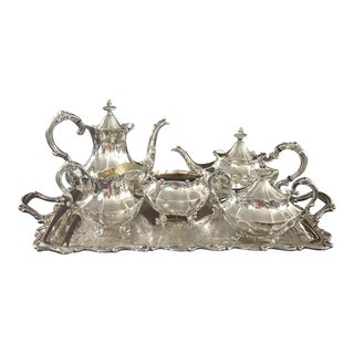 Reed & Carton Victorian Tea Set For Sale