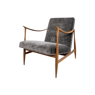 Danimarquesa Chair by Jorge Zalszupin For Sale
