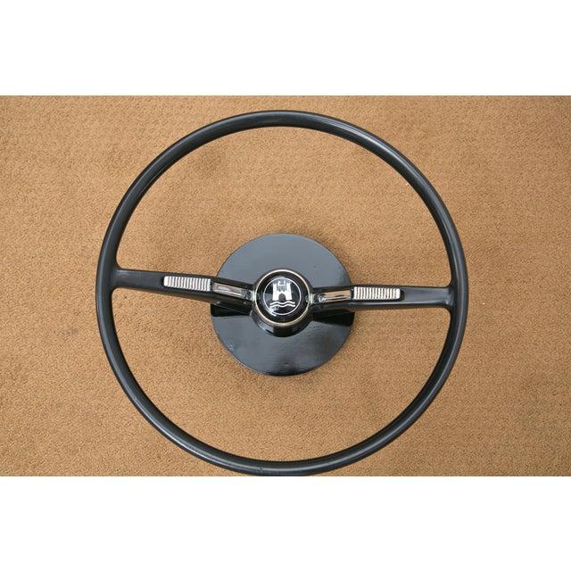VW Steering Wheel - Image 4 of 5