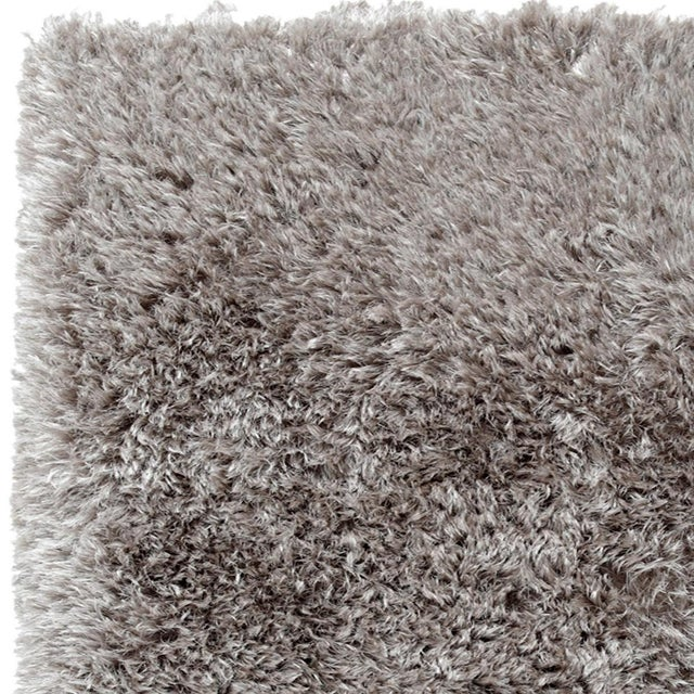 Smoky Grey/Blue Short Pile Rug