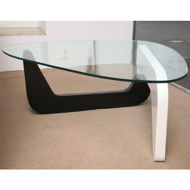 Mid-Century Modern 1950s Mid-Century Modern Noguchi Coffee Table For Sale - Image 3 of 10