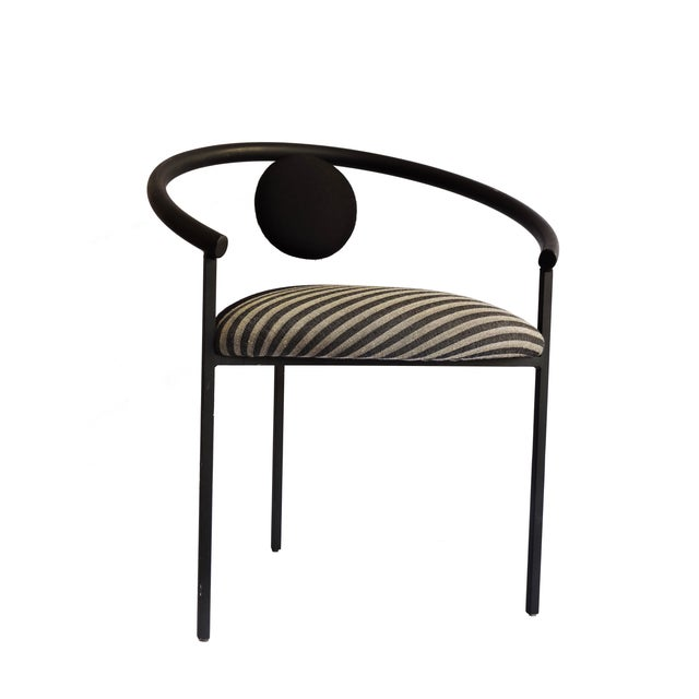 Memphis Design Style Chairs - A Pair - Image 2 of 4