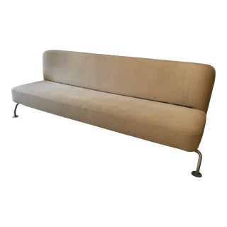 1990s B&b Italia Lunar Sofa Sleeper For Sale