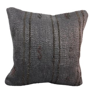Turkish Anatolian Striped Pillow Case For Sale