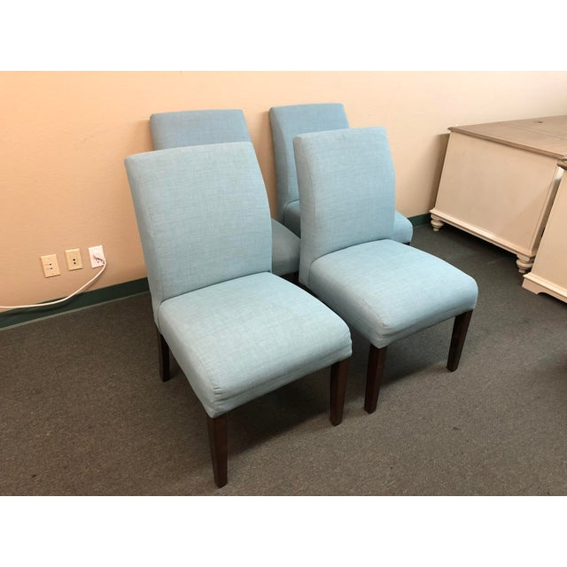 Ballard Contemporary Dining Chairs - Set of 6 For Sale In San Francisco - Image 6 of 13