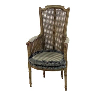 Early 20th Century Louis XV Style Armchair For Sale