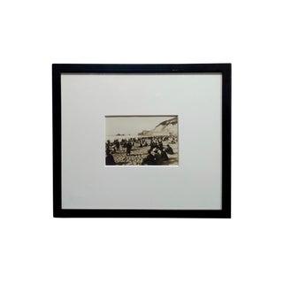 San Francisco Cliff House -Original 5x7 Albumen Photograph-C1900s For Sale