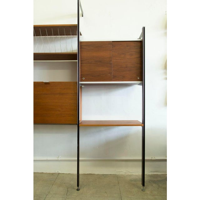 George Nelson for Herman Miller CSS Wall Unit For Sale In Los Angeles - Image 6 of 9