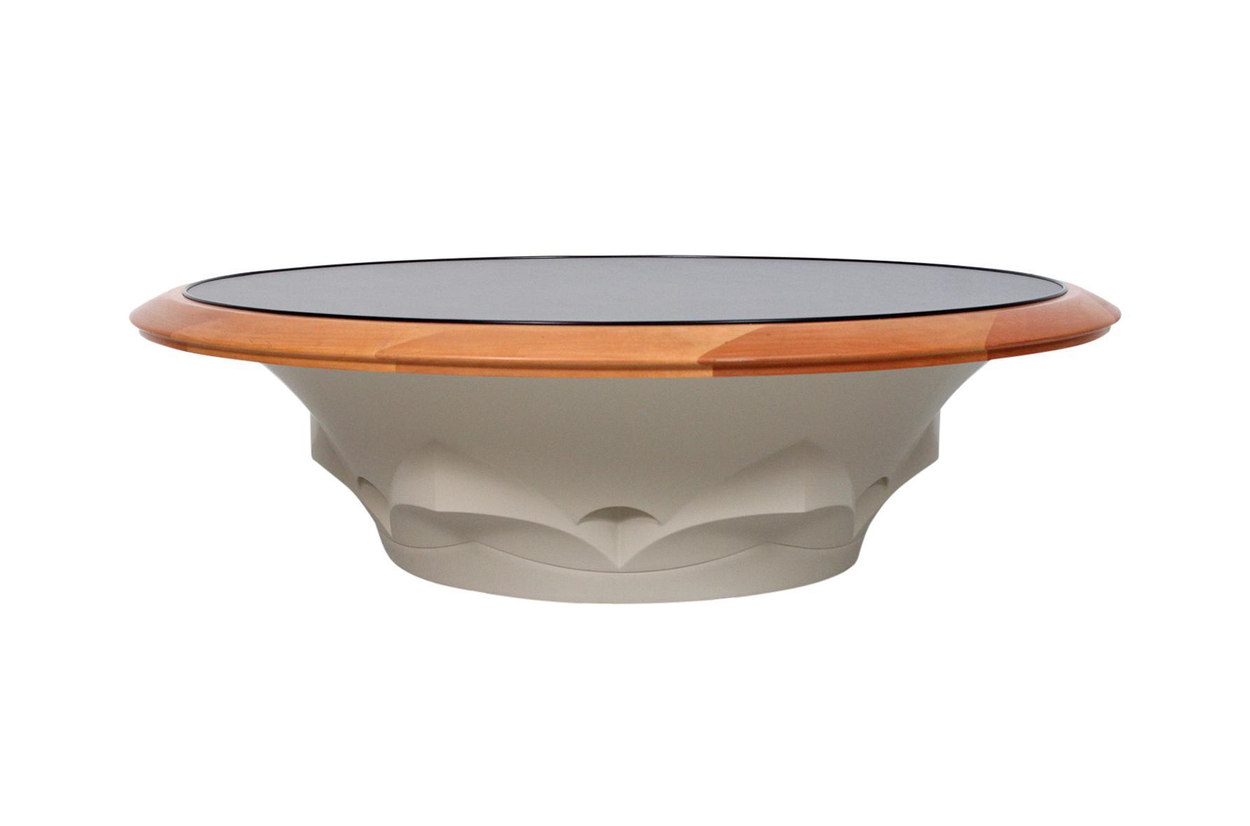 Eighties U0027Corinthianu0027 Coffee Table Designed By Robert Venturi For Knoll.  This Design Was