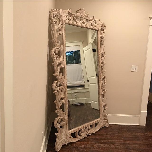 Anthropologie Oversize Floor Mirror - Image 3 of 8
