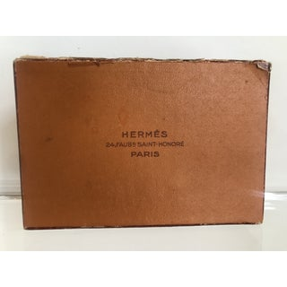 1940's-1950's Vintage Hermès Playing Cards With Box Preview